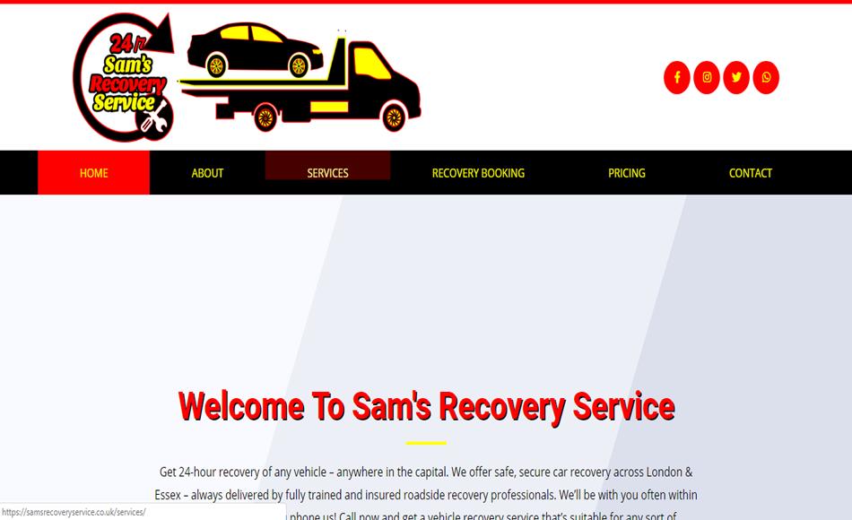 Sams Recovery Service Main 950x580